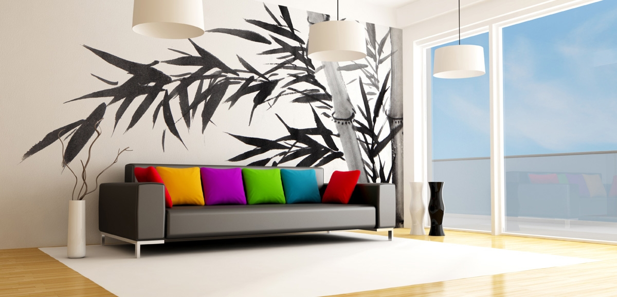 Custom wallpaper design your own wall mural wallpaper for Create your own wall mural photo