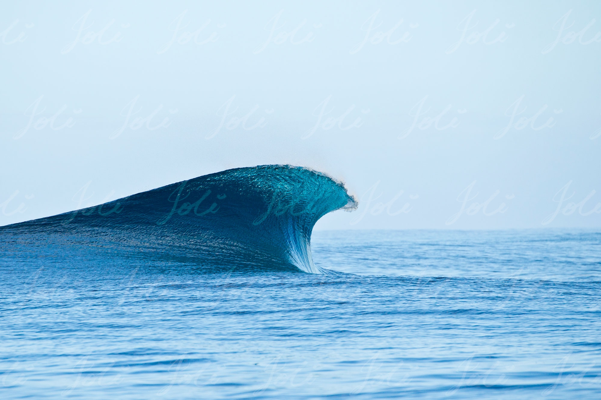 Breaking Wave Joli Tw10466 Teahupoo Tahiti Wave 110