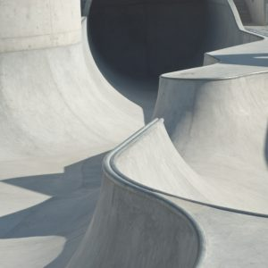 skate, park, bike, contouring, grey, activity, teenager, wallpaper, enjoyment