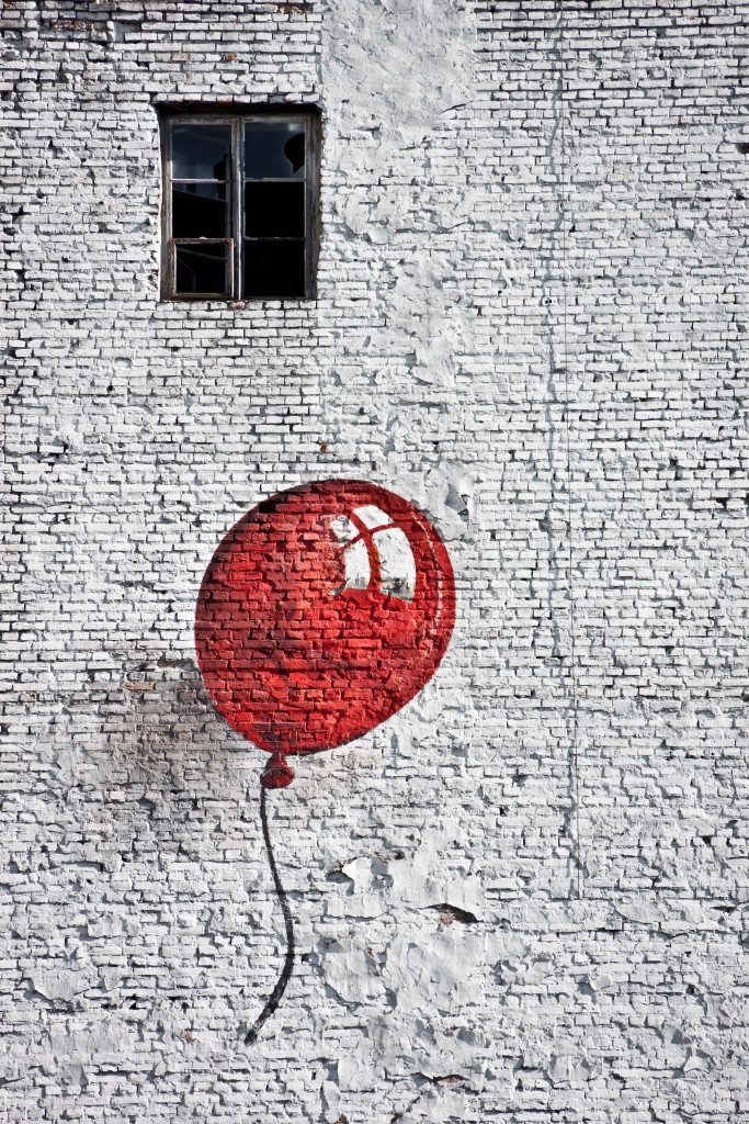 red baloon 4
