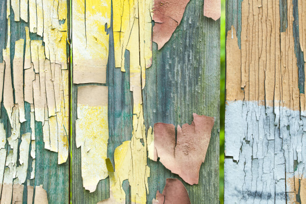 Grunge wood panels texture