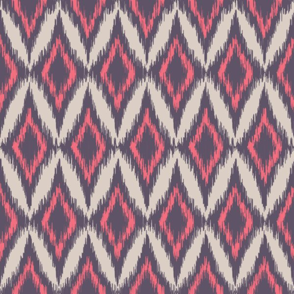 Ikat-Ethnic-Pattern-Seamless