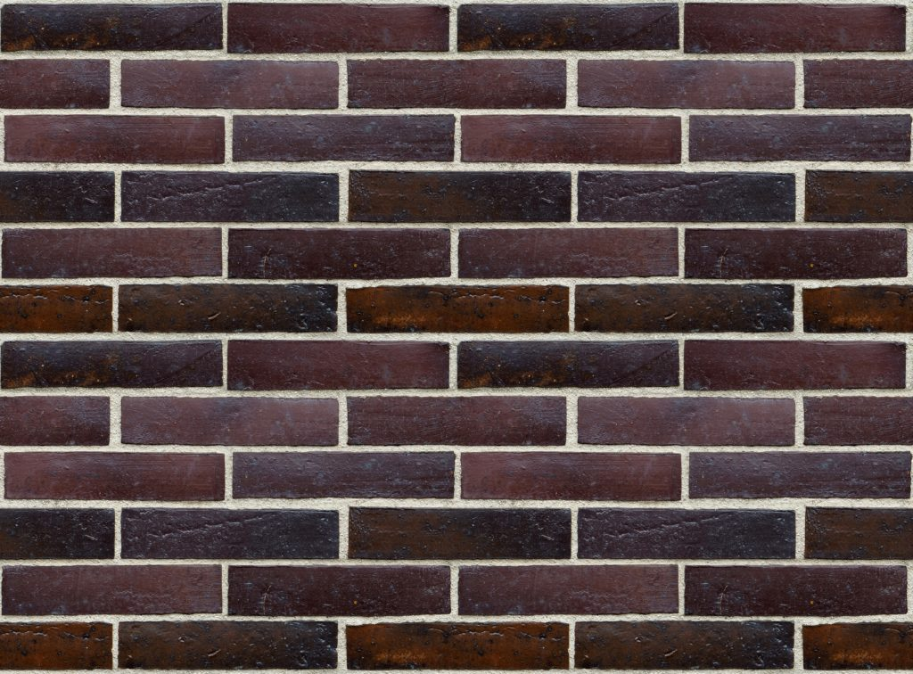 Wall Of Glazed Bricks Precise Seamless Background
