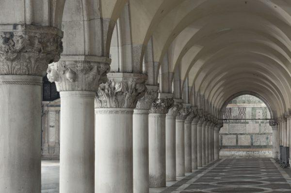 Doge's Palace, Saint Marks Square, Venice, Italy