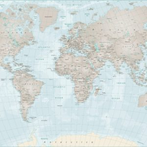 World Map Explorer