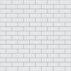 vector white bricks