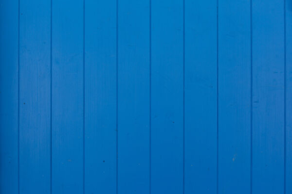 Blue Texture of Wood panel for background vertical
